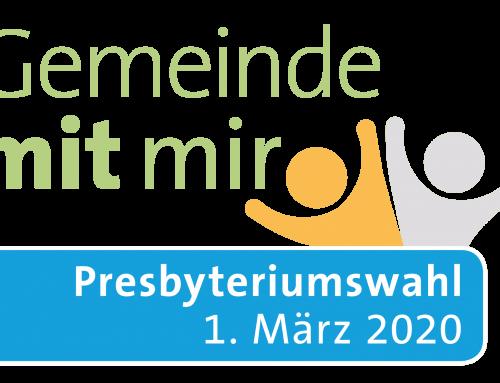 Presbyteriumswahl 2020
