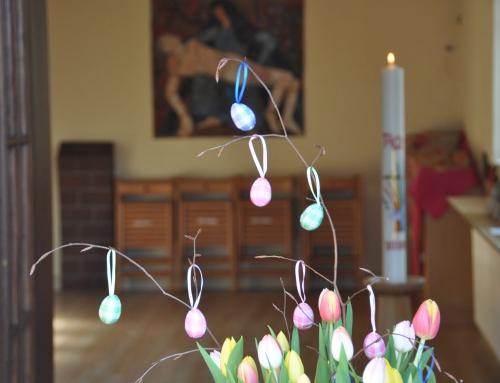 … und es war richtig Ostern