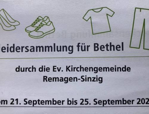 Bethel – Sammlung