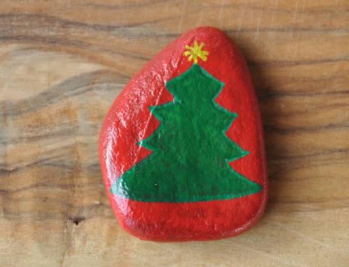 Advents- und Weihnachtssteine