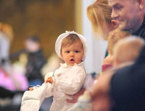 Wir taufen gerne!